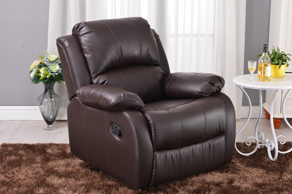 OK-RC8001 recliner sofa chair,reclining sofa,Manual Recliner