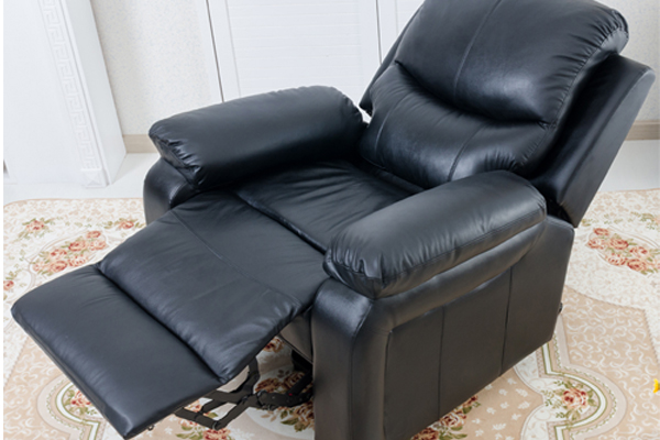 OK RC8002SEATTLE LEATHER RECLINER ARMCHAIR SOFA HOME LOUNGE GAMING