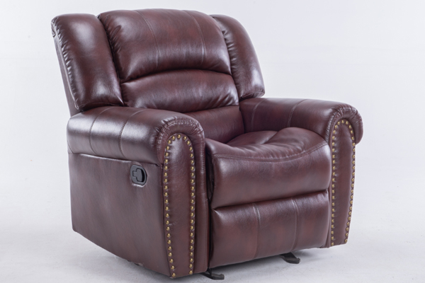 OK-RC8007 LUXURY  COMFORTABLE Recliner Leathre SOFA