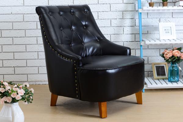 OK-EU014 resturant visiting accent single sofa
