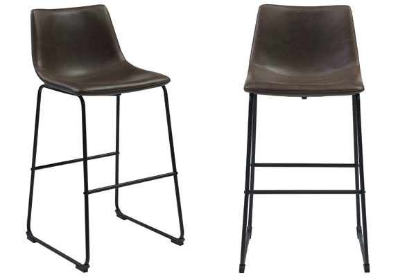 OK-OUD03 Metal legs chromed finish bar stool for different tables